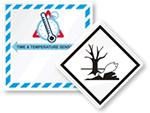 IATA Labels Prevent Damage