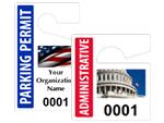 Patriotic Parking Permits