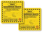 ORM-E Labels