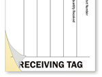 Receiving Tags