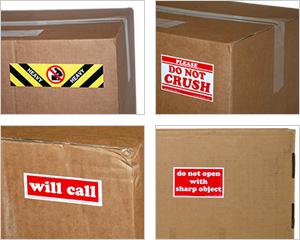 Handling Labels | Package Handling Labels