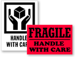 Fragile Glass Handle with Care