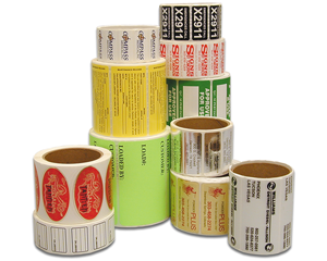Custom Roll Labels