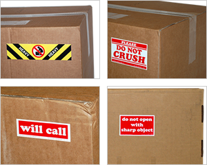 Handling Labels | Package Handling Labels