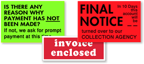 Invoice Labels
