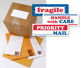 Envelope Labels | Parcel Labels