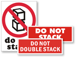 Do Not Stack Labels