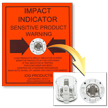 Protect-A-Pak Shock Indicator Labels