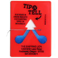Telatip Tip-N-Tell Package Tipping Indicator